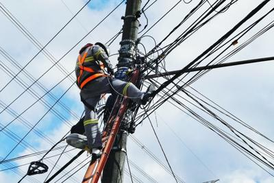 More than 450 Oncor customers in Jacksonville are without power