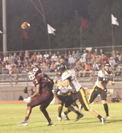 Alto QB West named top offensive player