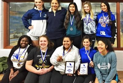 Powerlifting: JHS girls start season strong; Devillier named outstanding lifter