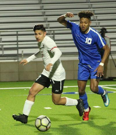 Tribe defeat Nac, 2-1, Freeney punches in both Tribe goals