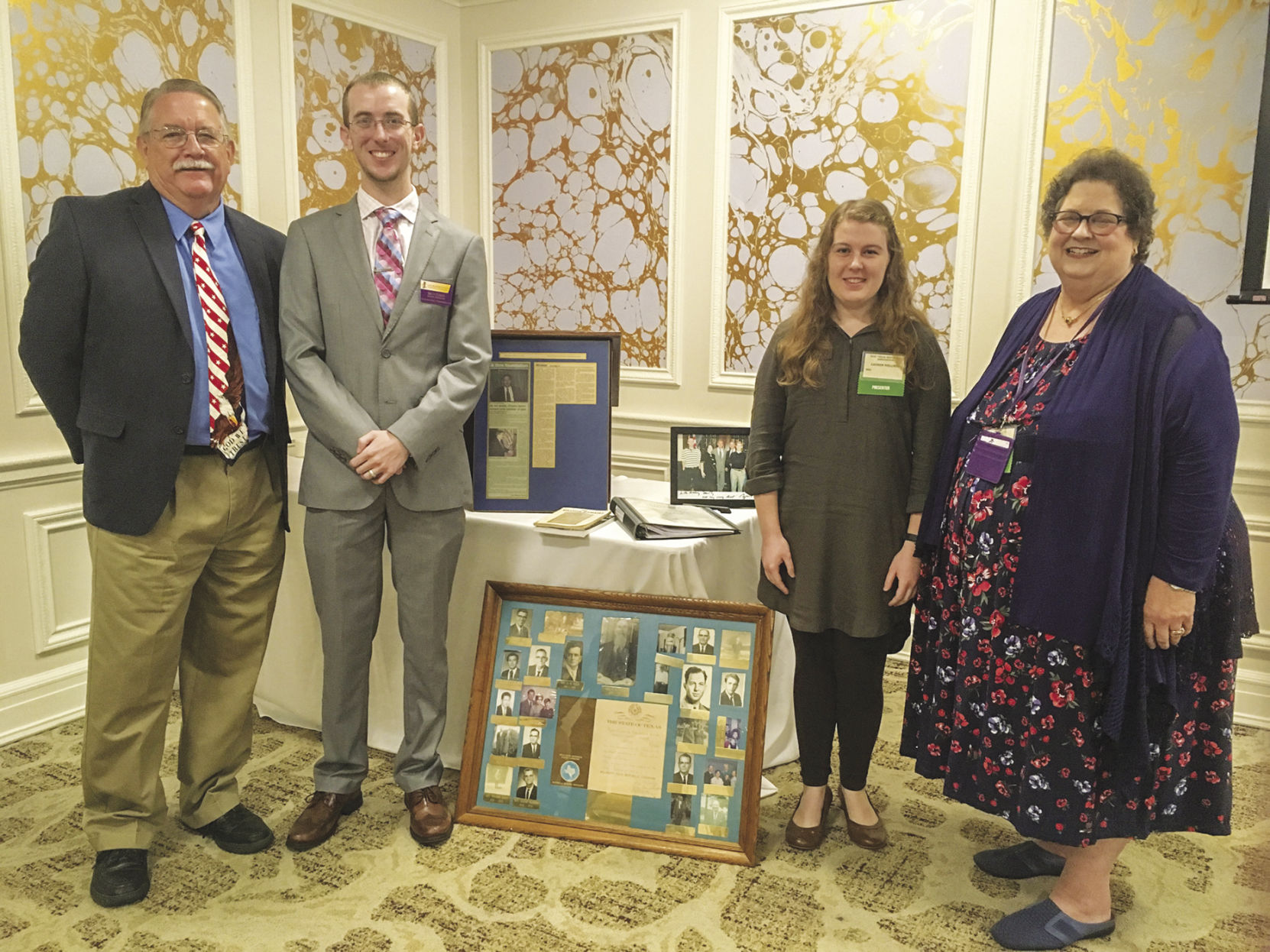 Jacksonville College presents at annual ETHA meeting | Jacksonville Progress