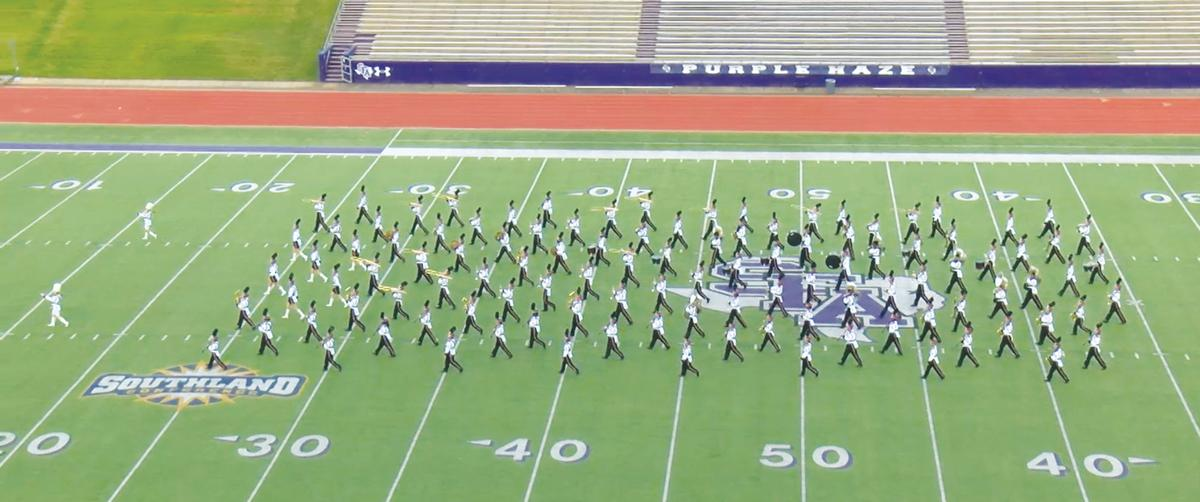 Rusk High School Marching Band