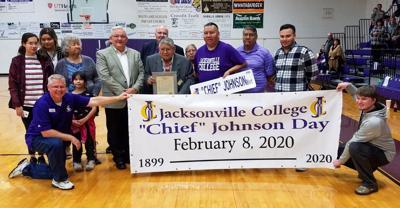 Chief Herbert Johnson named as JC's Distinguished Alumnus