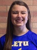 College Volleyball: Troup's Davenport starts season on a positive note