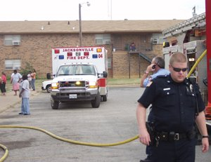 Two kitchen fires reported on Jackson Street Monday