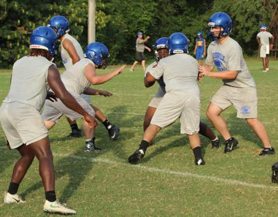 JHS defensive linemen return to camp ready for business