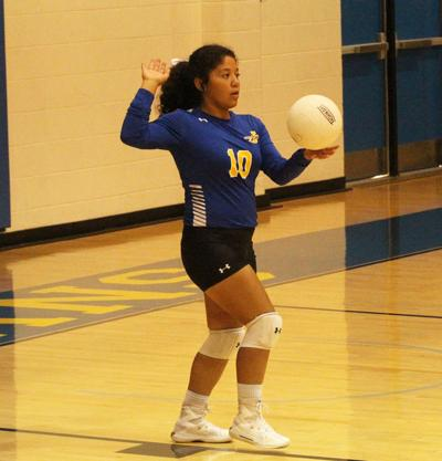 Volleyball: Fightin' Maidens stop Nac in 4 sets
