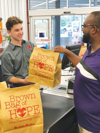 'Bags of Hope'