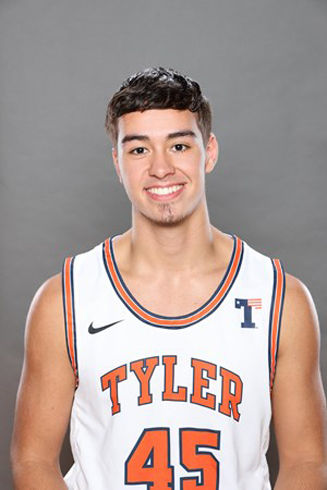 Wilkerson sees first collegiate action for UT Tyler