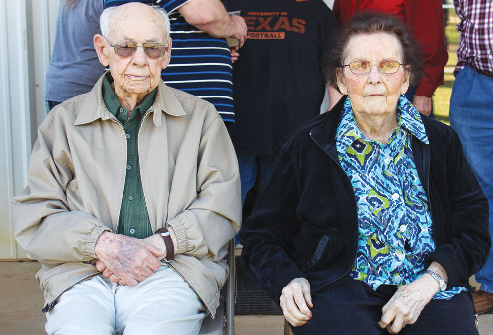 Lilbert resident celebrates  95 years with family party