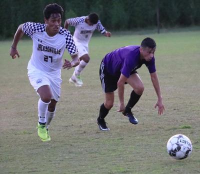 JC soccer teams perform well in exhibition matches