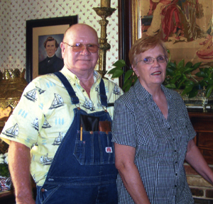 Ropers celebrate 50 years of marriage