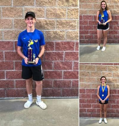 Tribe Tennis: Hassell wins Boys Singles title at Center Tournament