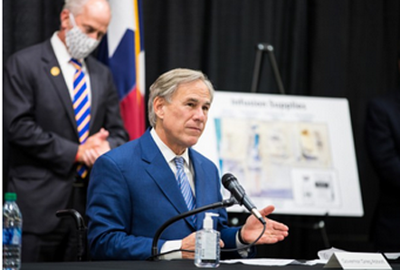 Texas has a new therapy now available in fight against COVID-19