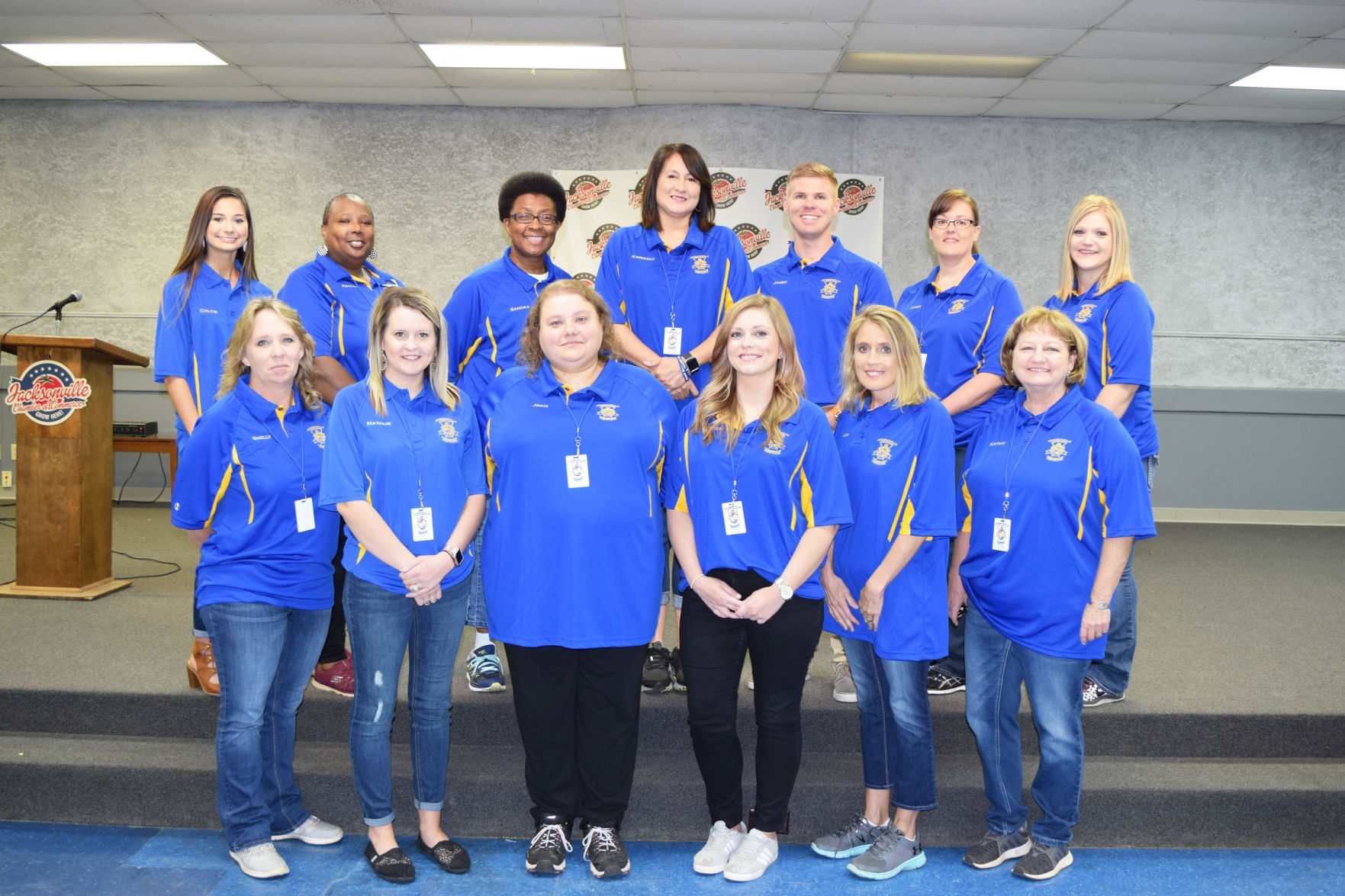 Leadership Jacksonville Institute begins activities with new class | Jacksonville Progress