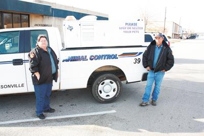 Jacksonville animal control gets new truck | Local News