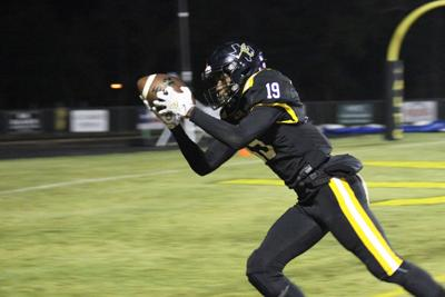 Alto routs Hawkins, 57-8; Jackets a win away from undefeated regular season