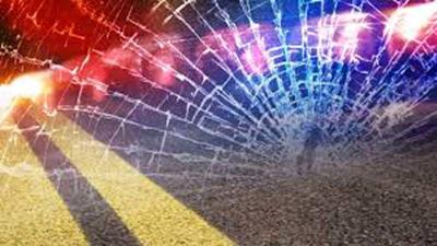 Pedestrian hit by vehicle on South Jackson Street