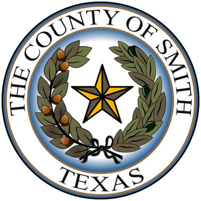 Smith County, TX, seal