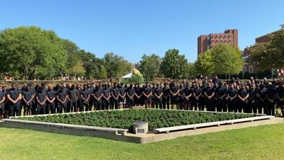 OU Football Team Protests