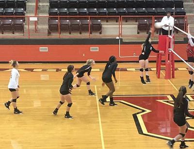 Volleyball: Rusk blanks Palestine on Senior Night; playoffs await