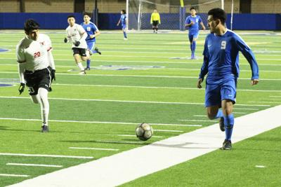 Jose Garcia collects hat trick in Tribe's rout of Marshall
