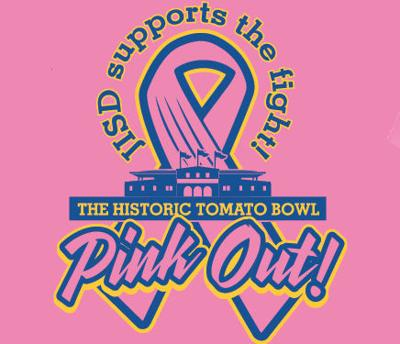 JISD Pink Out t-shirt sales end Friday