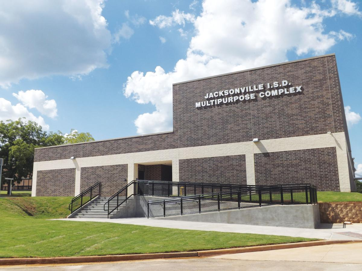 JHS multipurpose complex opens