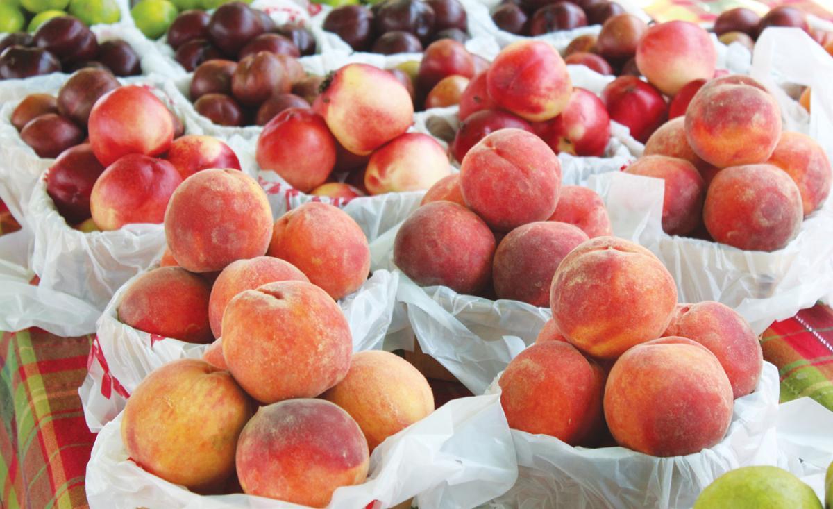 Peachy delight
