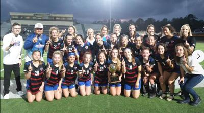 Lady Panthers stop Livingston to claim Area championship