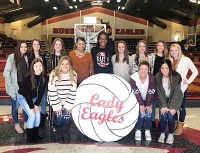 Volleyball: Lady Eagles garner bevy of post season awards