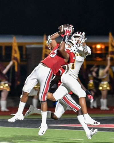 Fairfield outscores Rusk, 47-34