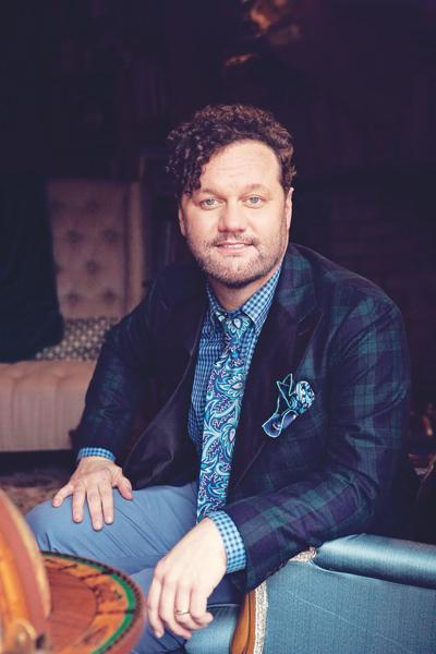 Grammy Award winning recording artist David Phelps brings Journey of Faith Tour to Tyler on July 29