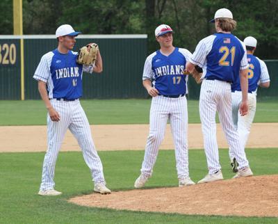 JHS Baseball falls, 7-1, to Hornets in season finale