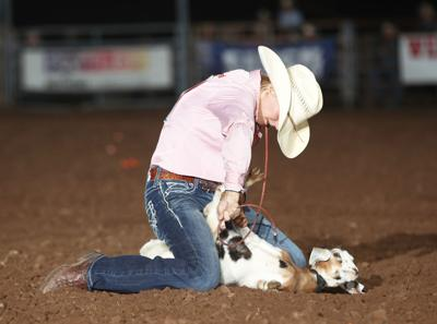 Rodeo: Area girls among leaders at IFYR
