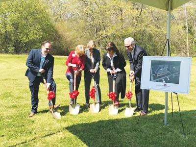 Groundbreaking held for assisted living facility