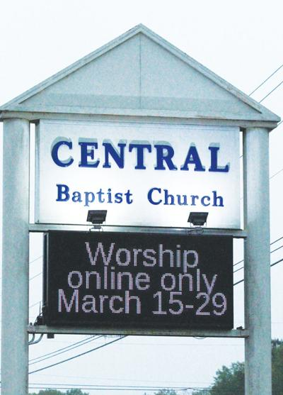 A new way of worship: Local churches respond  to COVID-19 challenges