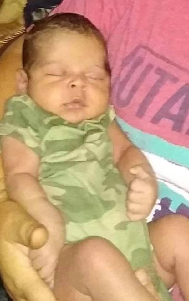 Missing Wells infant Armaidre Argumon
