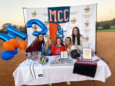 JHS Softball: Riley Todd signs with McLennan CC