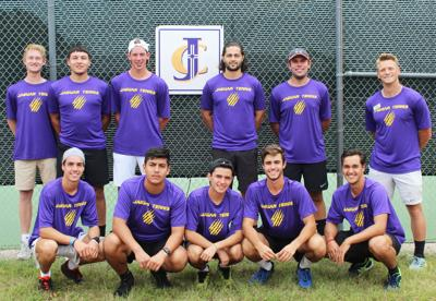 Jacksonville College tennis teams ready to get the fall started