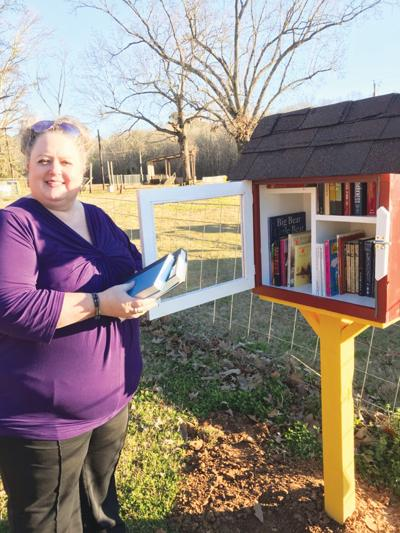 Lake Striker Resort gets Little Library