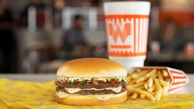 Whataburger adds Pico de Gallo Burger to summer menu