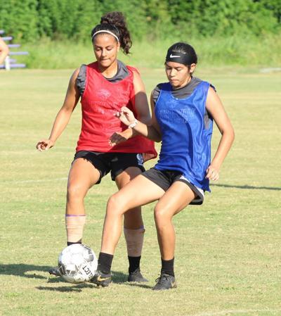 Lady Jaguar soccer in midst of productive preseason camp