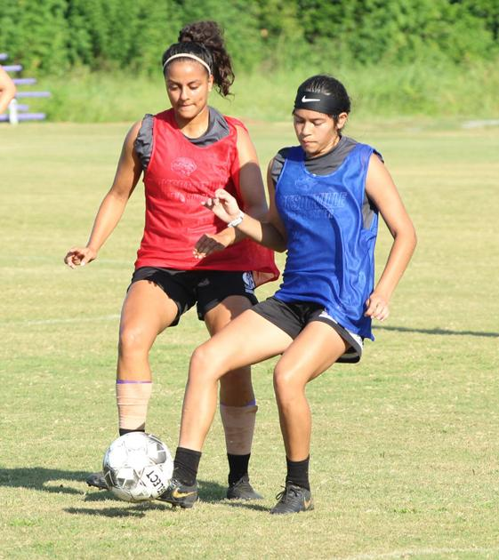 6a80c74d Lady Jaguar soccer in midst of productive preseason camp | Sports ...