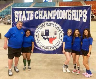 Girl's state powerlifting: Devillier, Stewart finish in top 10