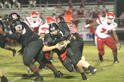 Carthage 'Dogs ground Rusk Eagles 50-7 | Sports