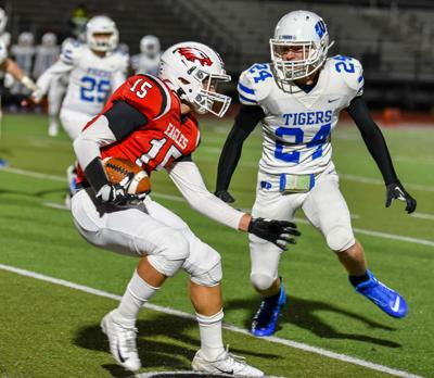 Rusk's bid for 7-4A-II title fails after 46-18 loss to Wills Point