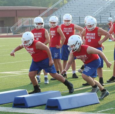 Fall training camps open for area football squads