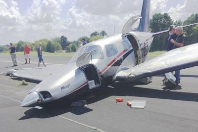 Small craft crashes at Cherokee County Airport
