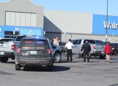 Three dead in shooting outside Oklahoma Walmart